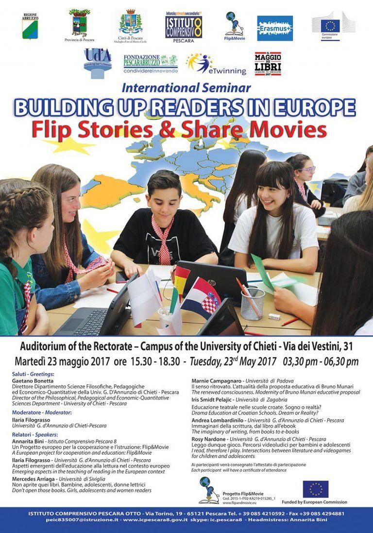 Pescara, lettori europei: il seminario all'Università D'Annunzio