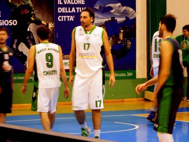 Basket, l'Olimpia Mosciano riconferma De Lutis e Salvatore