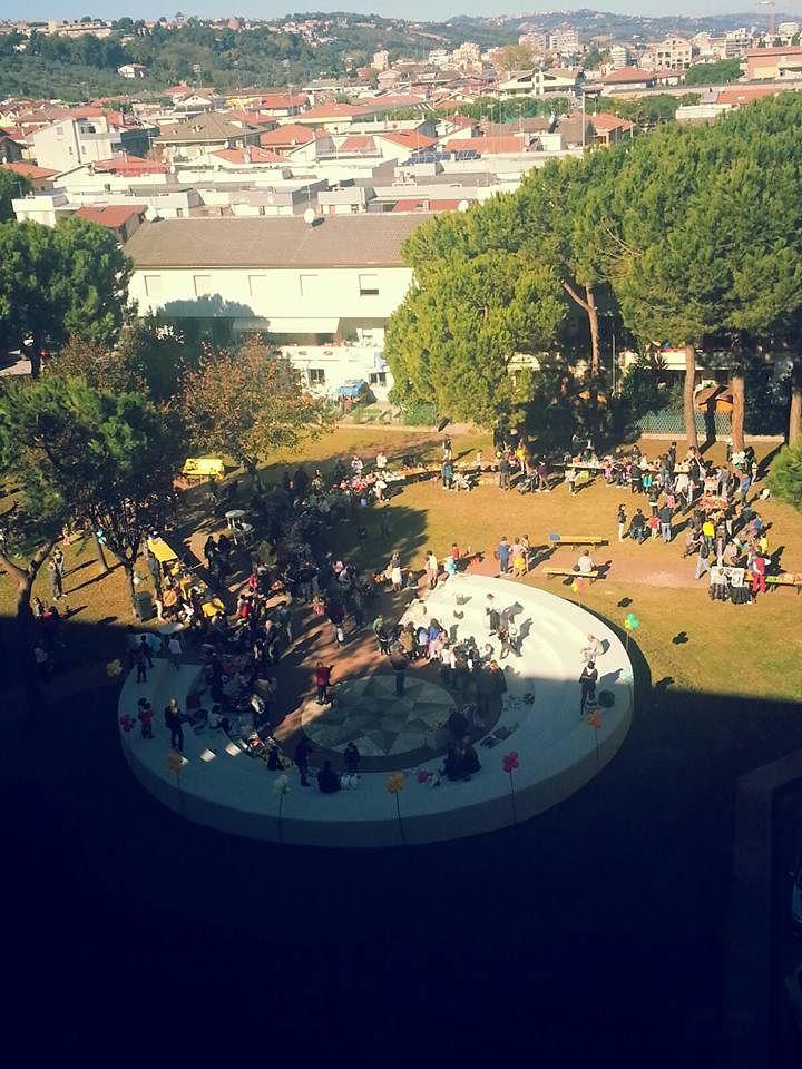 Giulianova, grande successo per il mercatino dei bambini all'Anfiteatro dell'Annunziata