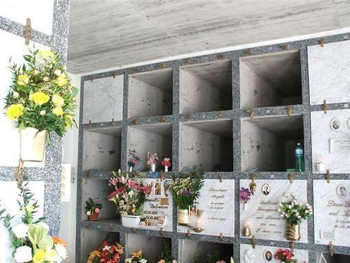Celano, lavori al cimitero: completati altri 80 loculi