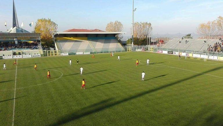 Serie D, al 90° sfuma la vittoria per il Giulianova a Fermo