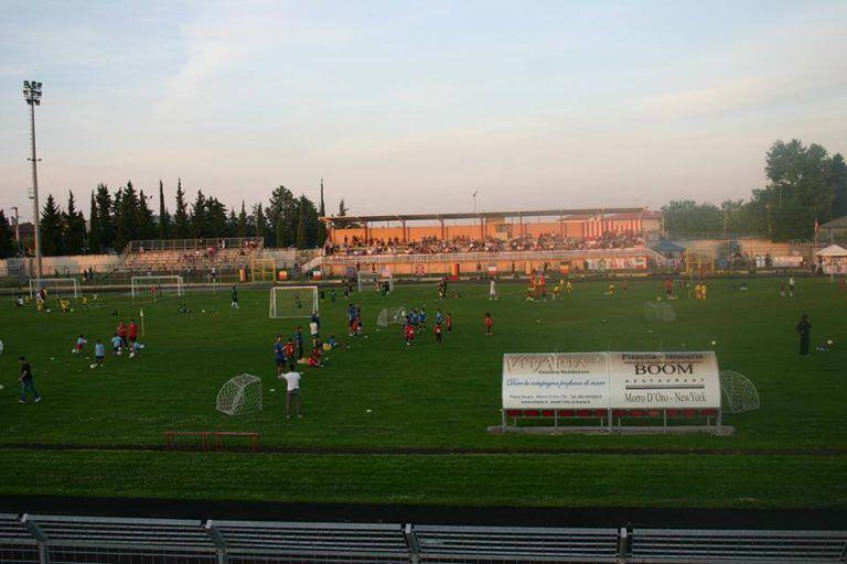 Morro d'Oro, al via il 22° torneo giovanile di calcio
