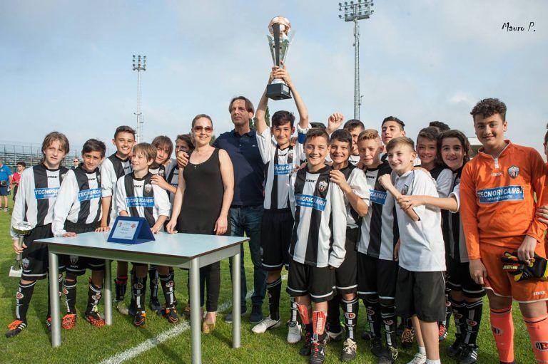 Giulianova, l'Ascoli Picchio trionfa al Memorial Mastromauro