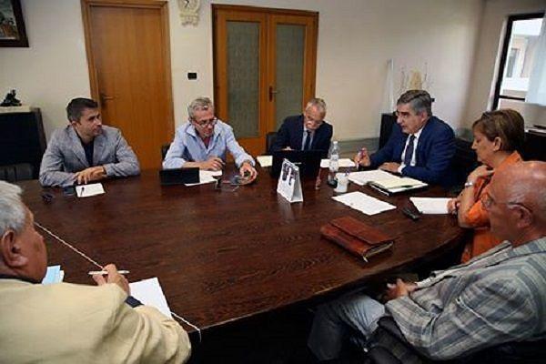 D'Alfonso: 'Interessati a project anche per il nuovo ospedale di Vasto'