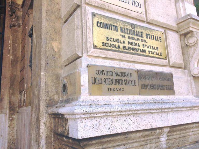 Teramo, open day al Convitto Delfico