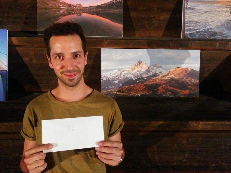 Giulianova, concorso fotografico Terre d'Abruzzo: i premiati