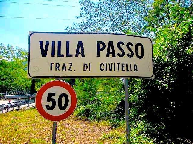 Civitella, transito limitato sul ponte del Salinello a Villa Passo