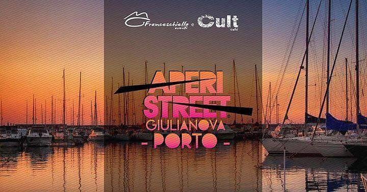 Giulianova, Aperistreet e musical Frozen per 'riaccendere' la magia del porto FOTO