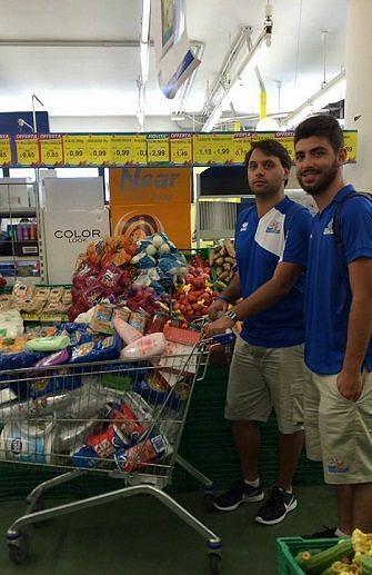 Terremoto, Roseto Sharks partecipa alla raccolta fondi per le popolazioni colpite