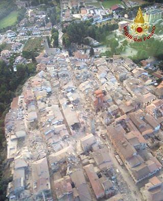 Terremoto, i funerali si terranno ad Amatrice