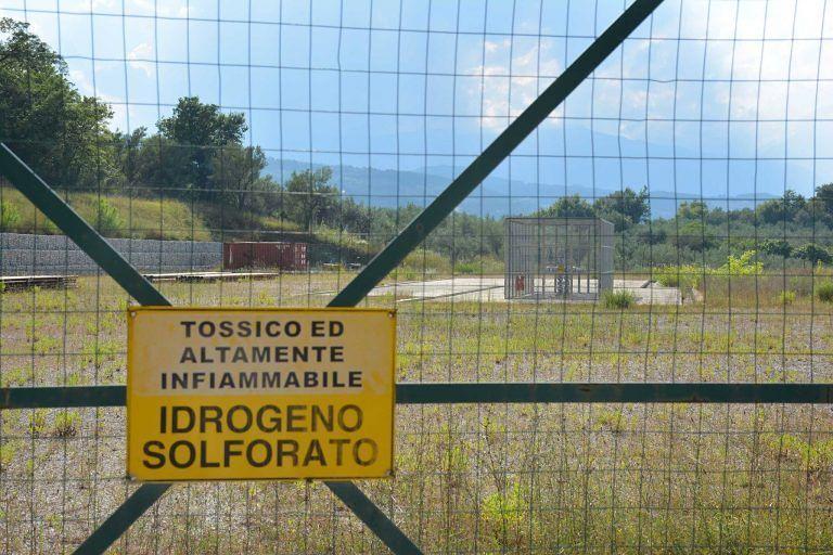 Associazioni e Comuni contro l'estrazione del gas a Bomba: 'rischio idrogeologico e frane'
