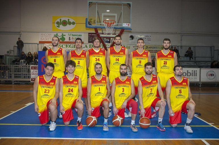 Basket, dopo il derby Giulianova cerca il riscatto a Rimini