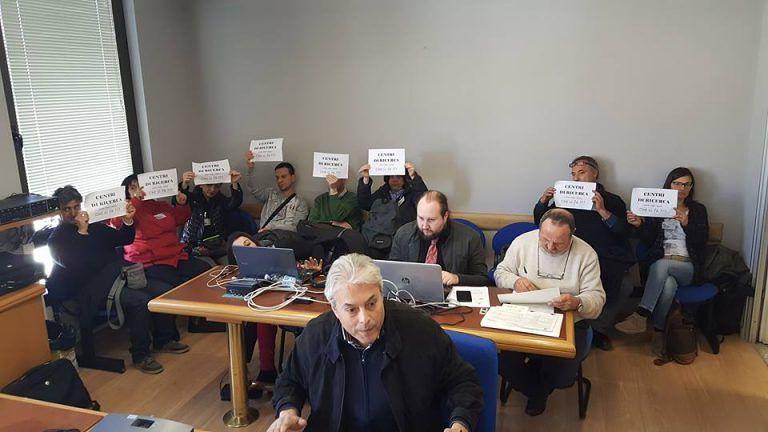 Protesta Cotir, dipendenti 'occupano' Regione