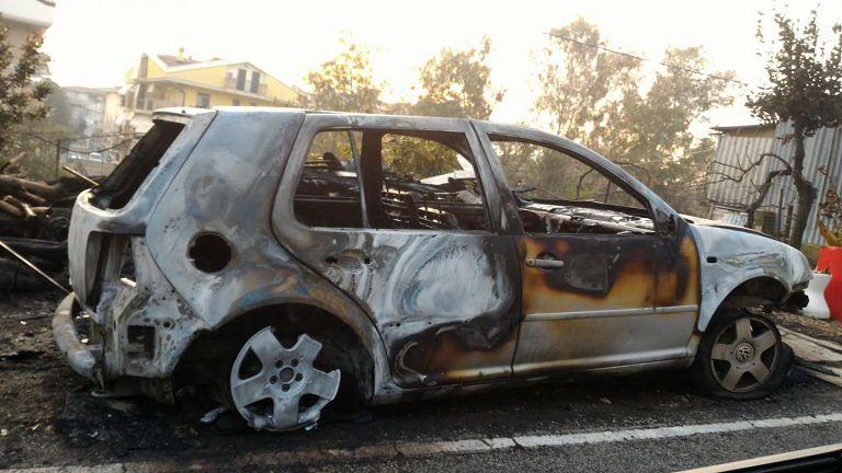 Giulianova, boato nella notte: esplode un'auto
