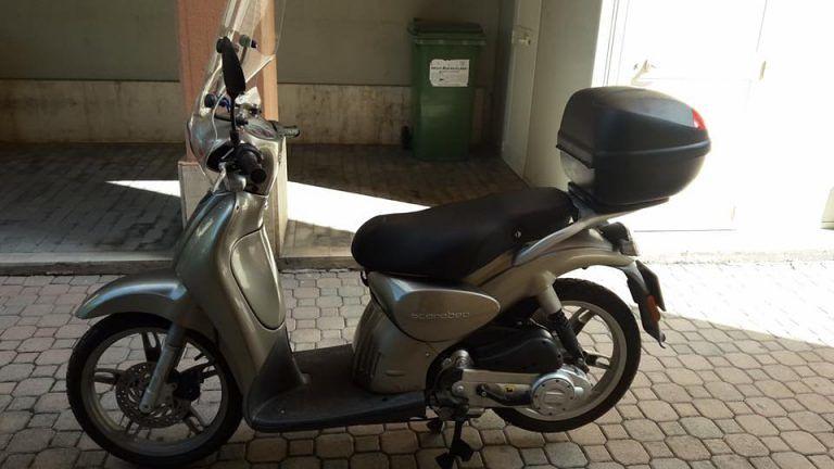 Giulianova, rubato scooter all'Annunziata: l'appello su Facebook