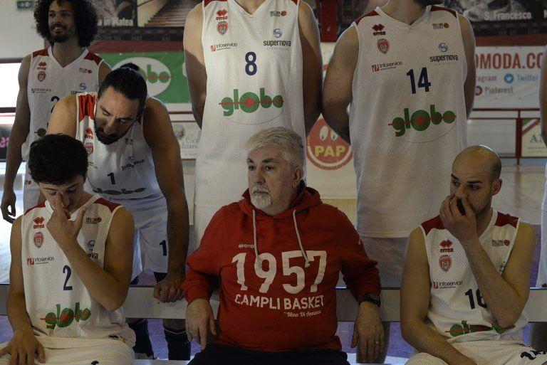 Basket, Campli vince il derby contro Giualianova all'overtime