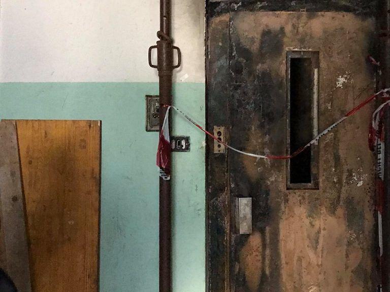 Pescara, fiamme in un palazzo a San Donato: diversi intossicati FOTO