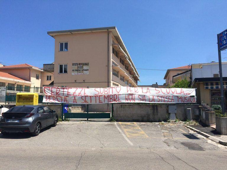 Giulianova, stop ai lavori alla Pagliaccetti per gravi problemi strutturali