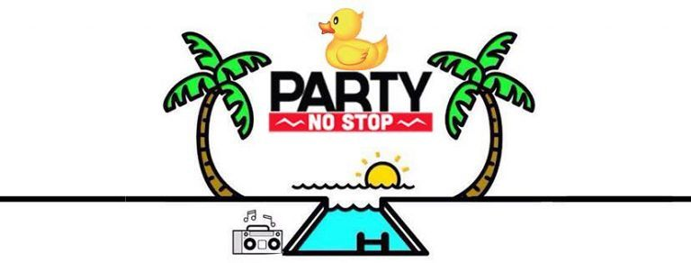 Manakara Beach Club: Party no stop domenica 13 Agosto  Alba Adriatica