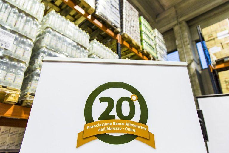 Pescara, 'In festa contro lo spreco' per i 20 anni di Banco Alimentare
