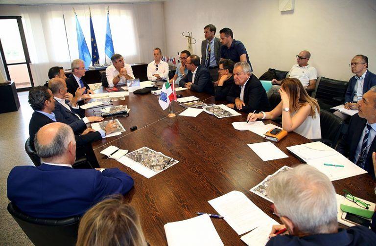 D'Alfonso annuncia 100 milioni per ciclo idrico: priorità nuovo depuratore Pescara