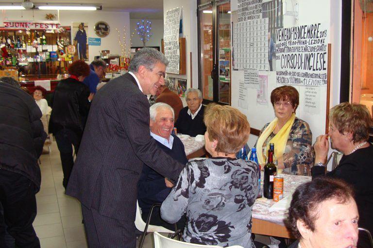 Roseto, una nuova sala polifunzionale al Centro Anziani