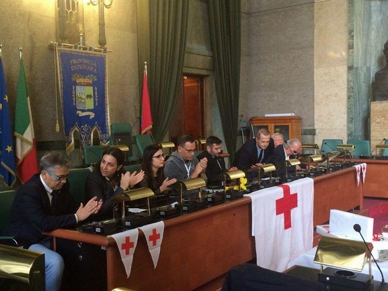 Pescara, Croce Rossa: al via il corso d'ingresso per diventare volontario