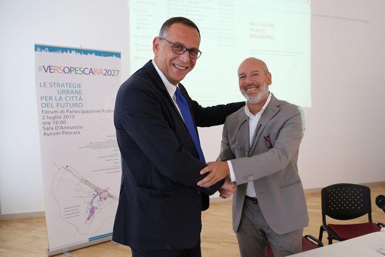 Pescara Summer School, il workshop sulla nuova architettura della città