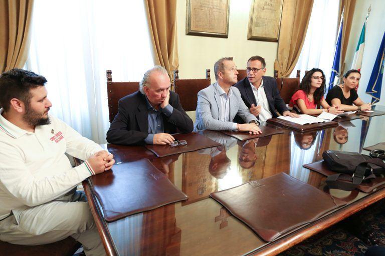 Pescara, gestione edifici pubblici: nuove sedi per la Croce Rossa e l'Alberghiero
