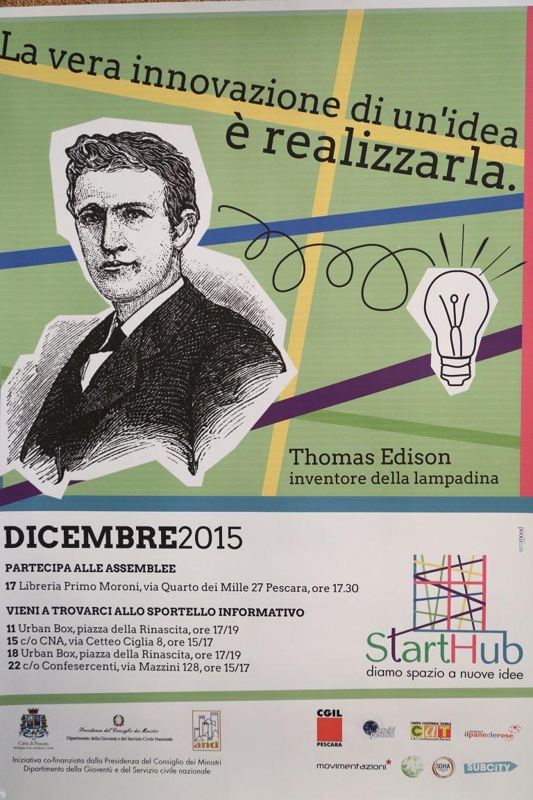 Pescara StartHub, si parte con la prima assemblea