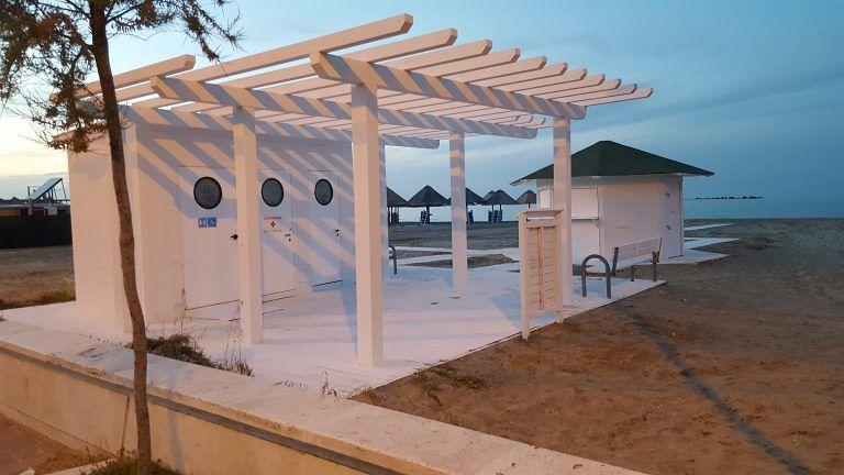 Pescara, restyling riviera: manutenzione spiagge e sfalcio dell'erba