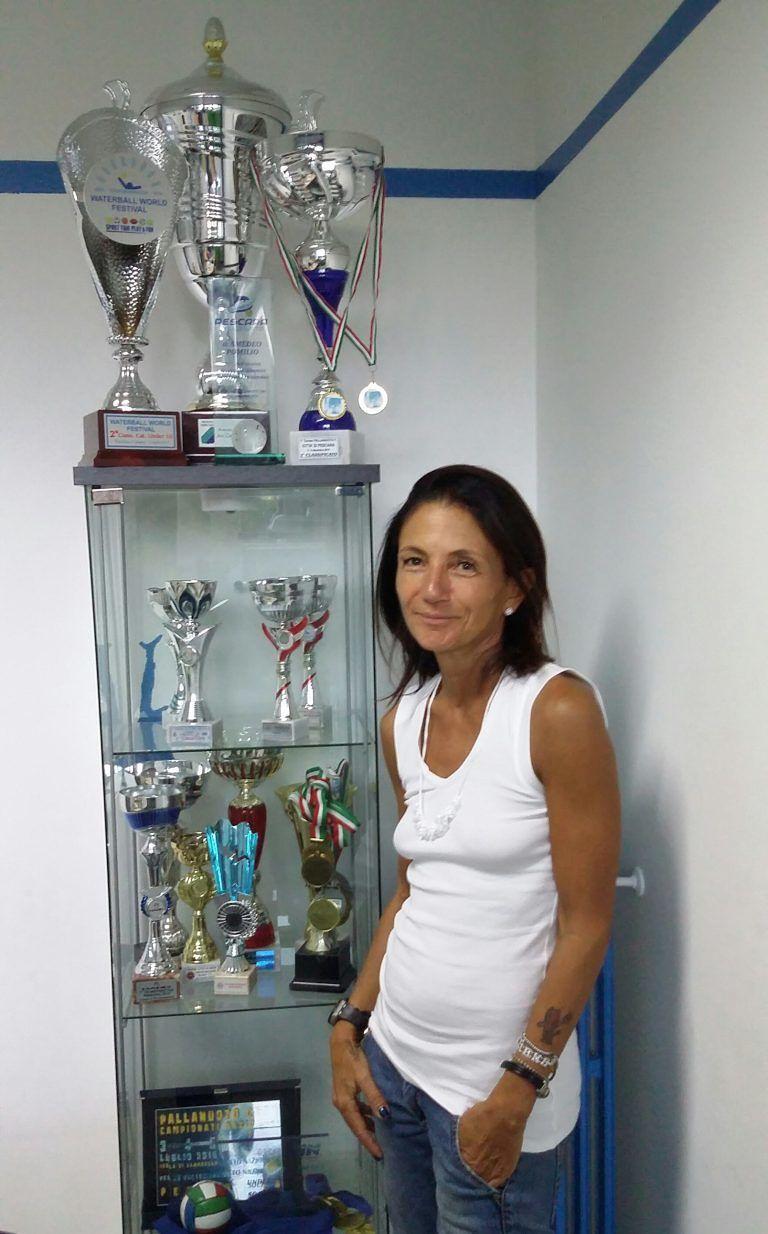 Pescara Pallanuoto, Cristiana Marinelli alla guida della società