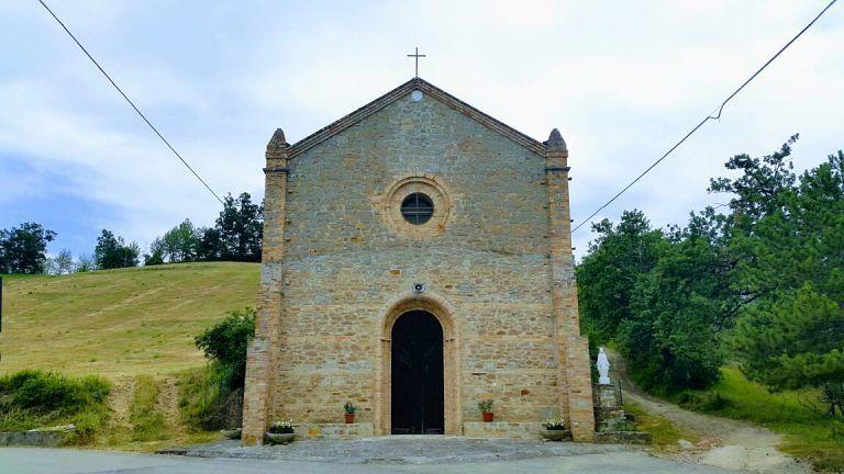 Penna Sant'Andrea, riapre la chiesa della Santissima Trinità
