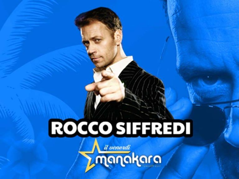Manakara Beach Club: Rocco Siffredi ospite venerdì 4 Agosto  Tortoreto