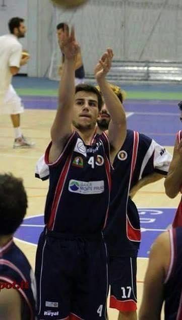 Basket, Cutolo è il primo colpo dell'Olimpia Mosciano