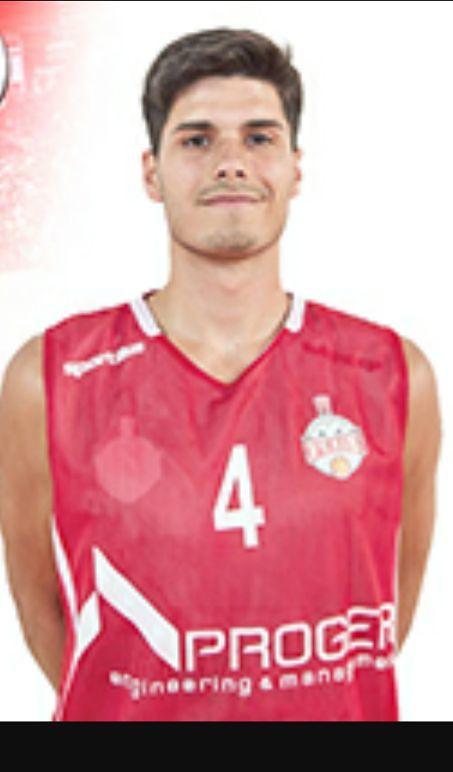 Basket, Cristian Ippolito è il secondo acquisto dell'Olimpia Mosciano