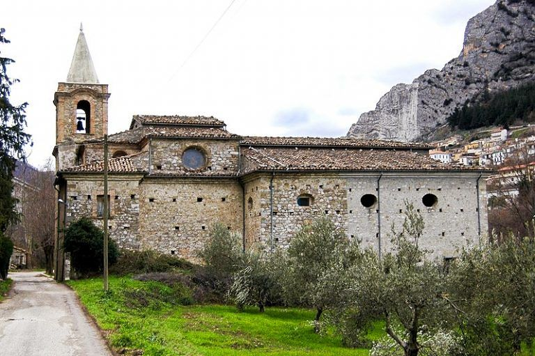 Luoghi del Cuore FAI, Abruzzo 23° con la Chiesa della Congrega di Villa Santa Maria
