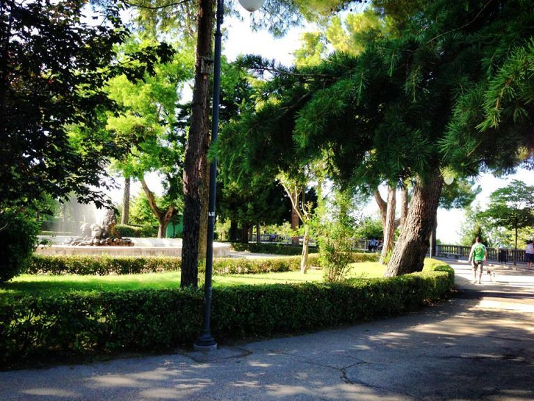 Atri, restyling per la villa comunale: nuovi giochi e area cani FOTO/PROGETTI