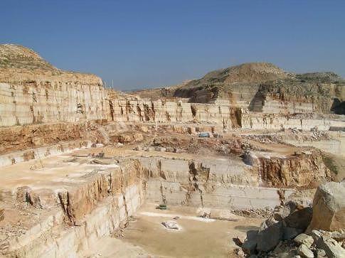 Abbateggio, un parco-museo nell'ex miniera Sama