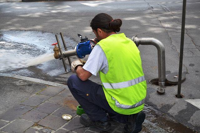Pescara e Montesilvano, due giorni di rubinetti a singhiozzo