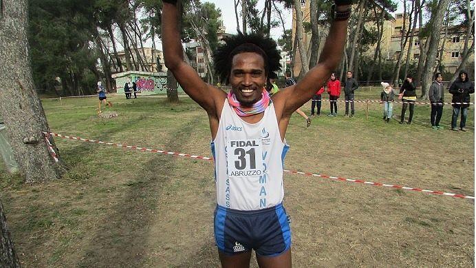 Atletica, Adugna primo nel campionato di società di cross di Pescara