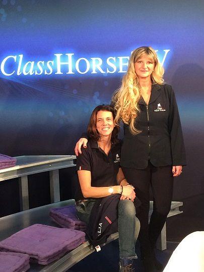 Equitazione, un grande 2016 per l'amazzone abruzzese Velia Angelini