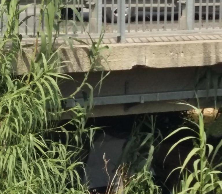 Alba Adriatica, vivere sotto al ponte: accampamento a ridosso del Vibrata VIDEO