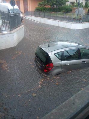 Francavilla, Moroni: 'Prime piogge e subito allagamenti'