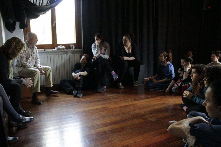 Pescara, Jurij Alschitz al Centro di Pedagogia teatrale