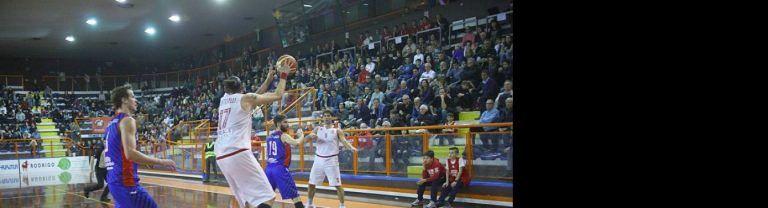 Basket, Amatori vince al supplementare la sfida con Bisceglie