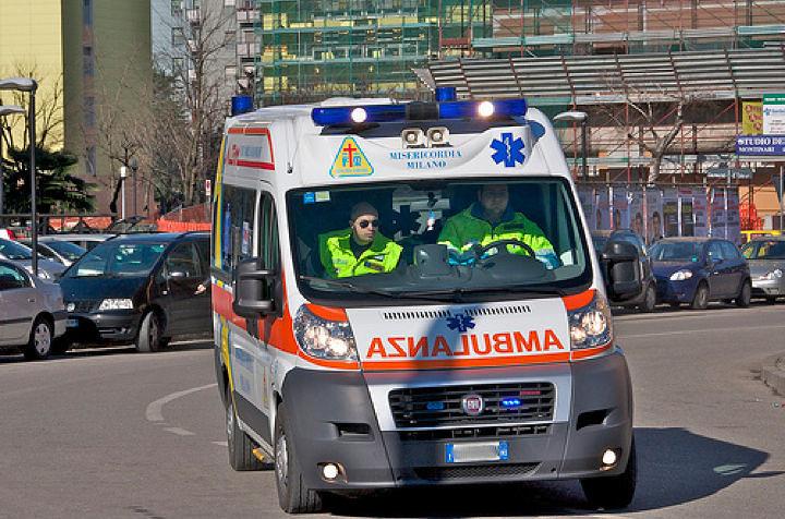 Villamagna: furgone si ribalta, muore 58enne