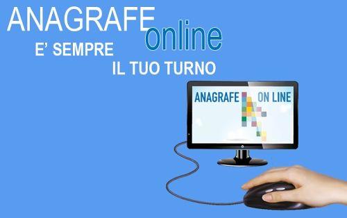 Comune L'Aquila, anagrafe on line: servizio sospeso per alcuni giorni