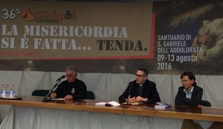 San Gabriele, dalle sette sataniche alla conversione: in Tendopoli la storia di Angela
