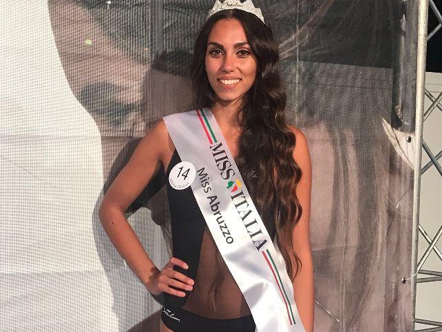 Miss Abruzzo, eletta la teatina Annabruna Di Iorio